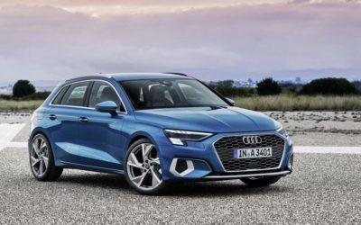 La nouvelle Audi A3 Sportback (2020)