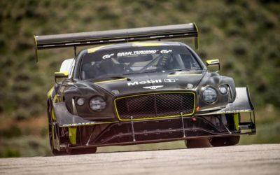 L'ascension de Bentley au Pikes Peak avec une Continental GT3