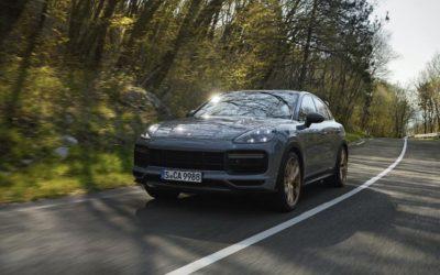 Porsche dévoile le nouveau Cayenne Turbo GT